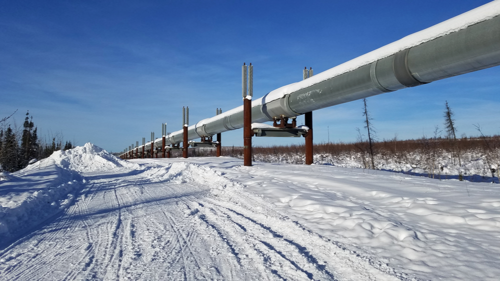 Pipeline subject to CUI