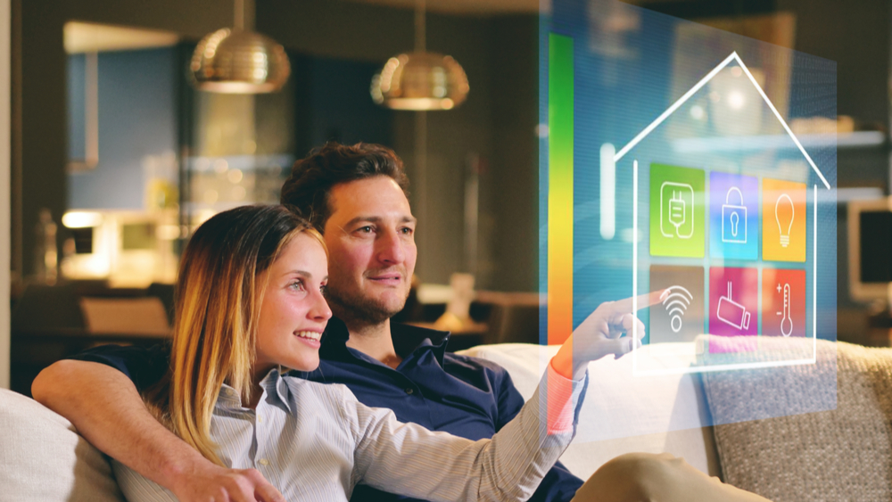Smart home with Matter