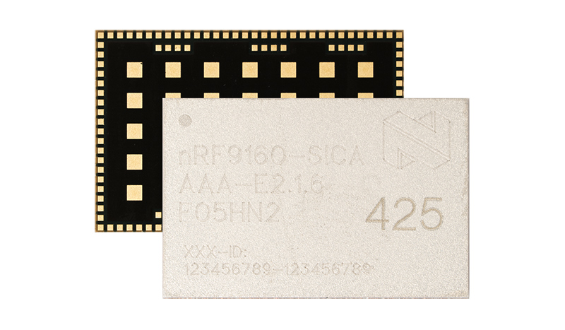 nRF91 System-in-package