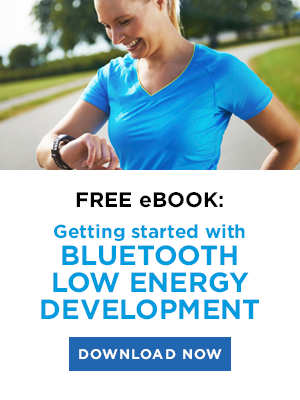 Free eBook: Getting Started with Bluetooth low energy development