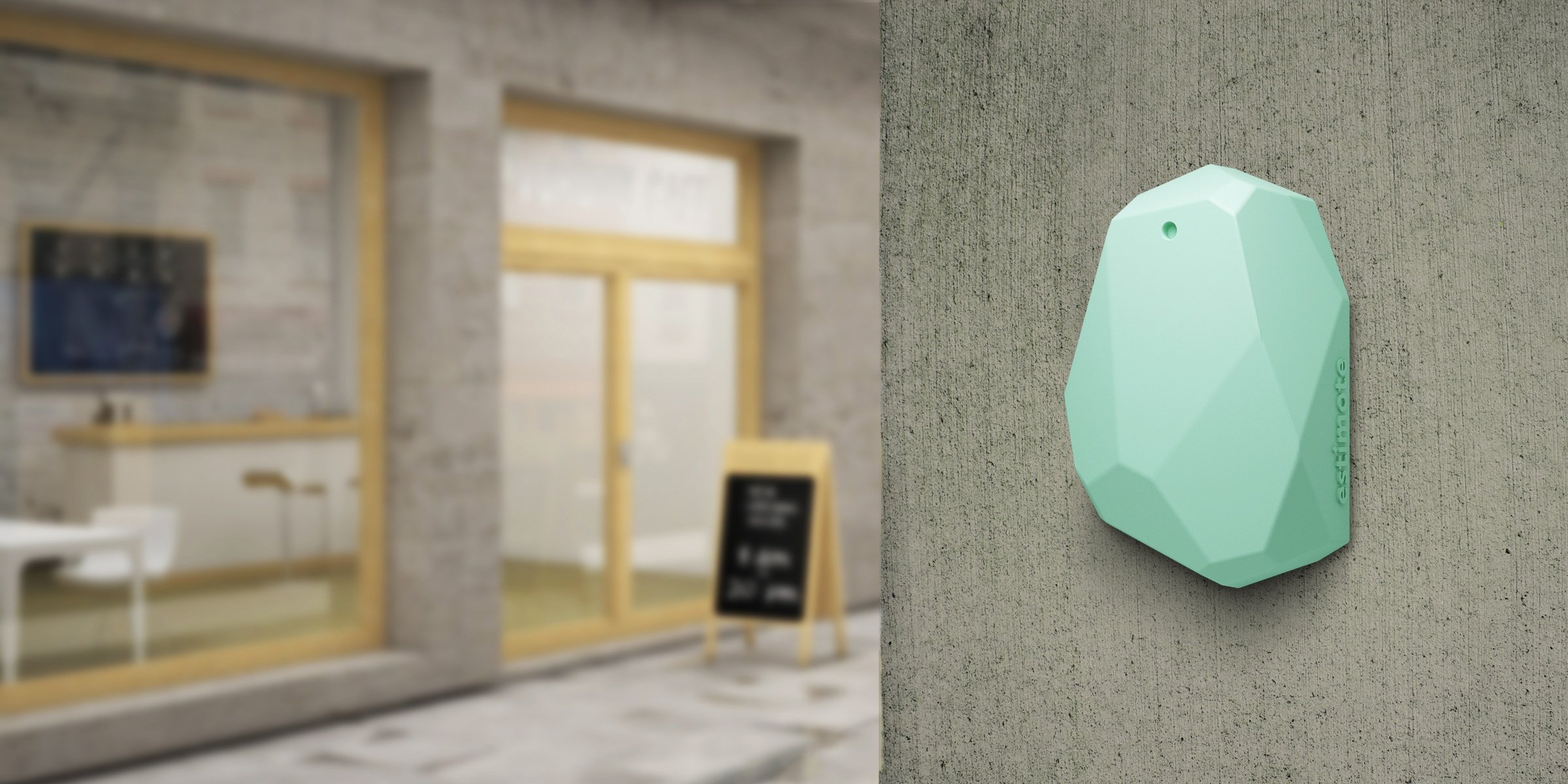 Introducing nearables: Personal portable beacons